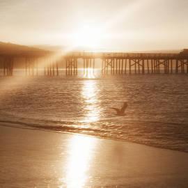 Sunrise Over Malibu by Bruno Maric