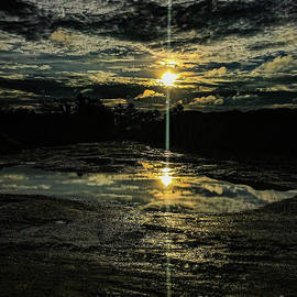 Sunrise Reflection by Richard Thomas