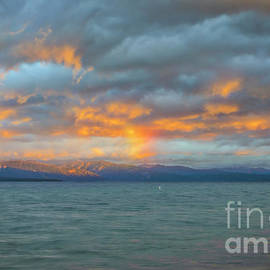 Sunrise Storm by Mitch Shindelbower