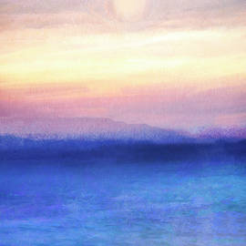 Sunrise Sunset by Pennie McCracken - Endless Skys