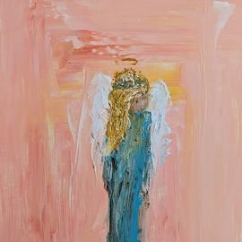 Sunset Angel by Jennifer Nease
