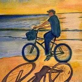 Sue Carmony - Sunset at Siesta Key
