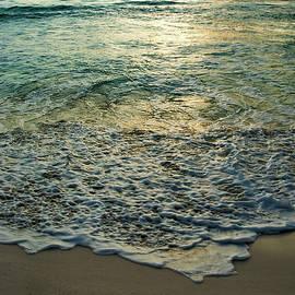 Sunset Beach by Jill Love