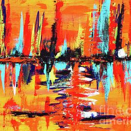 Sunset City by Davids Digits