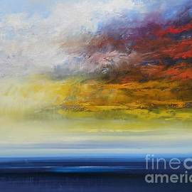 Sunset by George Peebles