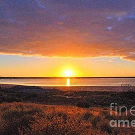 Graham Buffinton - Sunset  lake Hart