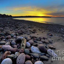 Sunset Mclain State Park -6715 by Norris Seward