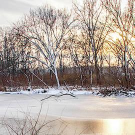 Ira Marcus - Sunset on Frozen Pond