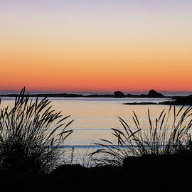 Sunset Over Sunset Bay, Oregon 6 by Dawn Richards