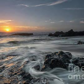 Sunset Rush by Mike Dawson