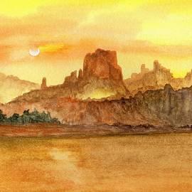 Sunshine by James Michael Johnson