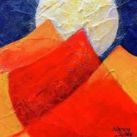 Super Moon by Nancy Jolley
