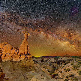 Supporting The Galaxy by Ralf Rohner