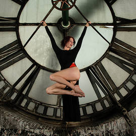Suspended Time by Dennis Dame
