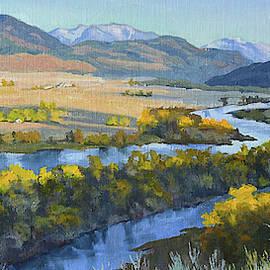 Swan Valley by Jan Christiansen
