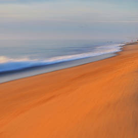 Sweeping Ocean View - Cape Cod by Dianne Cowen