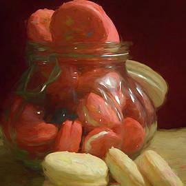 Sweet Macarons by Pamela Walton