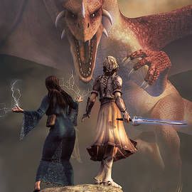 Sword And Sorcery by Daniel Eskridge