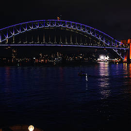 Sydney Harbour Bridge by Andrei SKY