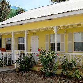 Taking a Walk - Cayman Islands by Arlane Crump