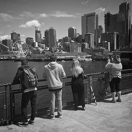Taking in the View by Jerry Abbott