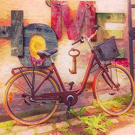 Taking Me Home Postcard by Debra and Dave Vanderlaan