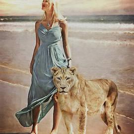 Tanya by the Sea by Anita Hubbard