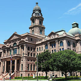 Tarrant County Courthouse by Debi Dalio