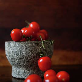 Tasty Tomatoes by Cassi Moghan
