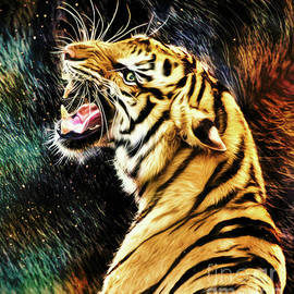 Taunting Tiger by Tina LeCour