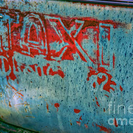 Taxi To Nowhere by Janice Pariza