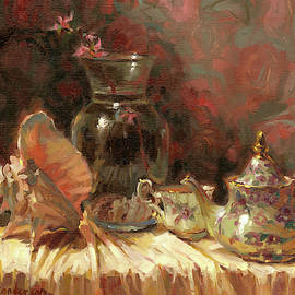 Tea By The Sea by Steve Henderson