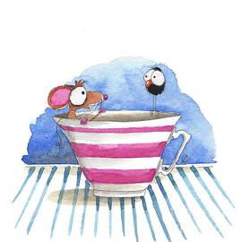 Tea Cup Conversations by Lucia Stewart