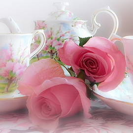 Tea for two by Karen Cook