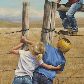 Teamwork by Kim Lockman