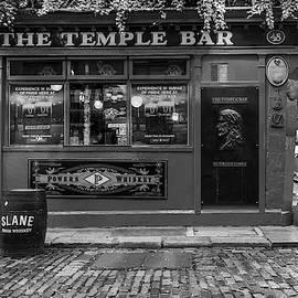Temple Bar Dublin by Georgia Fowler