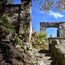 Templin Gardens Steps and Stones by Maria Keady