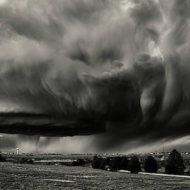 Texas Super Cell by Karen Slagle