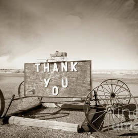 Thank You Wagon by Imagery by Charly