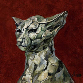 That Cat by Jolante Hesse