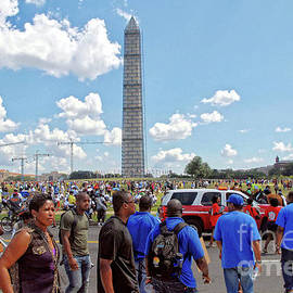 The 50th Anniversary Of The March On Washington by Walter Neal