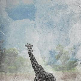The African Giraffe by Mary Lee Dereske