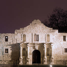 The Alamo 122818 by Rospotte Photography