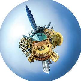 The Amazing Burj Khalifa by Chris Cousins