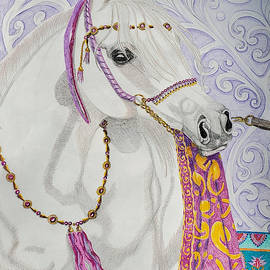 The Arabian Horse Jewel of the Desert by Equus Artisan