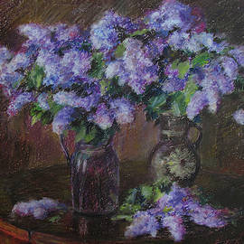 The aromatic lilac by Nikolay Dmitriev