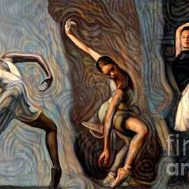 The Art of Dance  by Carl Gouveia