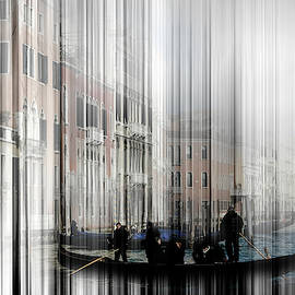 The Artsy Venice 11 by Wolfgang Stocker