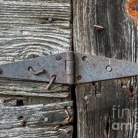 The Back Door by Bernd Laeschke