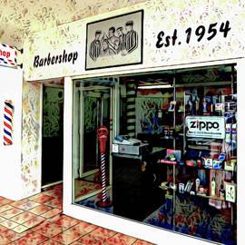 The Barbershop by Steve Taylor